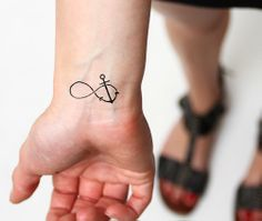 Forever Grounded - temporary tattoo $5 |