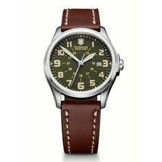 Victorinox Swiss Army Men's Infantry Vintage Watch 241309