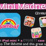 The iMums' Awesome Eight! Win an iPad Mini + Case + Apps – Mini Madness #8  http://www.theimum.com/2012/11/the-imums-awesome-eight-win-an-ipad-mini-case-apps-mini-madness-8/
