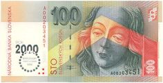 SK 100 European History, The 100, Notes, European Countries, Czech Republic, Madonna, The World, Money, Coining