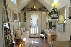 Impressive Tiny House Built for Under $30K Fits Family of 3 - Curbed National - Curbed Seattle