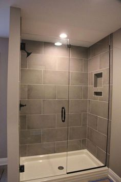 Well-designed stuff to showcase your bathroom essentials and add a exclusive flair. #BathroomIdeas #BathroomDesign #BathroomDecor #Bathroomremodel Master Bathroom Shower, Bathroom Renos, Bathroom Renovations, Bathroom Interior, Bathroom Ideas, Bathroom Organization, Master Bathrooms, Bathroom Cabinets, Bathroom Mirrors