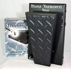 Morley Mark Tremonti Wah Pedal with Clear-Tone Buffer Circuit