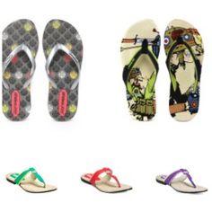 Women's Flip Flops Lowest Price : Flat 50% Off on Women's Flip Flops by Myntra - Best Online Offer