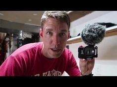 GoPro Hero 5 with Rode VideoMicro. Audio Test - YouTube