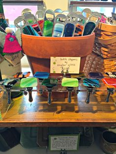 Helen Winnemore Craft, engler glass hand-crafted bottle openers and bottle stoppers, $21.50 and up, http://www.yelp.com/biz/helen-winnemores-columbus-2