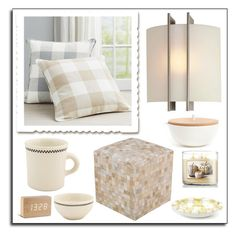 """Home"" by soleuza ❤ liked on Polyvore featuring interior, interiors, interior design, home, home decor, interior decorating, Ballard Designs, Amorim, Surya and Lite Source"