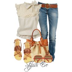 Untitled #3555 by stylisheve on Polyvore