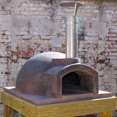 Pizza ovens...This looks easy!