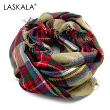 new winter plaid Scarf Shawl and Scarves soft thick Fashion desigual Scarf women Imitation cashmere women's Accessories(China (Mainland))