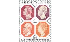 Dag van de postzegel 2016
