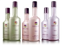 Pureology makes the best shampoos and conditioners . Remember a little goes a long way ;)