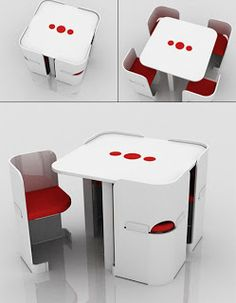 Innovative Furniture Ideas Save Space and Multifunction Furniture Plans, Cool Furniture, Modern Furniture, Furniture Design, Custom Woodworking, Woodworking Projects Plans, Futuristic Furniture, Futuristic Home, Multifunctional Furniture