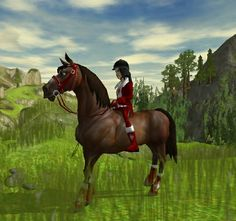 My and me horse