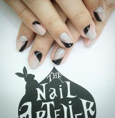 See this Instagram photo by @thenailartelier • 301 likes