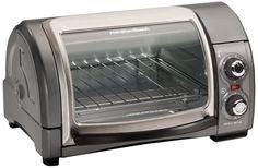 Hamilton Beach 31334-IN 12-Litre 1200-Watt Roll Top Oven Lowest Price at 2999