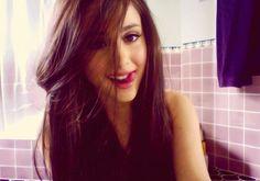 Ariana grande - her hair is lovely
