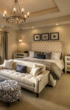150 Awesome Romantic Master Bedroom Design Ideas You Have To Try