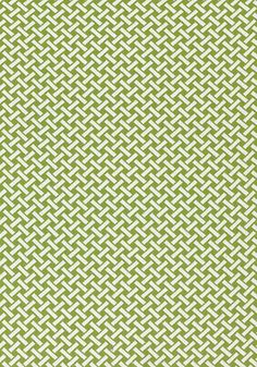 Portico Outdoor Fabric From The Portico Collection By Thibaut And  Sunbrella, With Mid Scale Basket Weave Design, Shown In Kiwi. A Vibrant,  Colourfast And ...