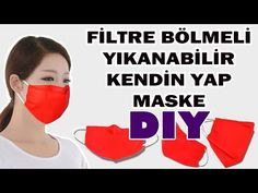 Youtube Share, Youtube I, Diy Mask, New Life, Sewing Projects, Sewing Patterns, Camping, Scrappy Quilts, Faces