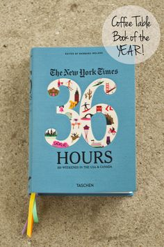 Travel Book - 36 hours