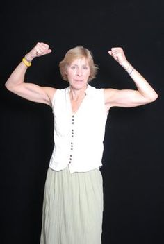 How to tone your upper arms at home, very effective for those flabby arms!