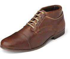 Akira Schnür Boot | Stiefel, Herrenschuhe, Schuhe