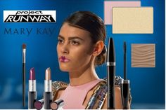 Episode 3: #DesignerSandhya nailed an edgy, two-tone lip look! Recreate it by first using Mary Kay® Crème Lipstick in Sheer Blush, then finish by outlining a heart with Mary Kay® Crème Lipstick in Black Cherry!