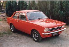 Opel kadett C 2 doors