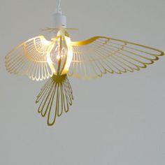 Bird Light  (Hommin via strandwest.nl)