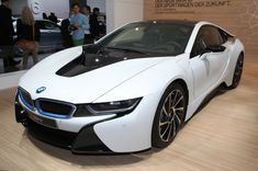 UPDATE: 2014 BMW i8 Priced at $136,625, Production Images Revealed - Motor Trend WOT