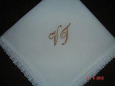 Margareth Siena Bordados: lencinhos bordados