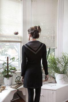 Chevron Coat Pattern - Knitting Patterns and Crochet Patterns from KnitPicks.com    by Kerin Dimeler- Laurence On Sale