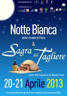 Notte Bianca e Sagra del Tagliere a Flero http://www.panesalamina.com/2013/9394-notte-bianca-e-sagra-del-tagliere-a-flero.html