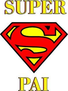 Emblemas Super Pai Grátis para Baixar - Cantinho do blog