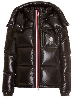 MONCLER Montbeliard衬垫感羽绒夹克. #moncler #cloth | Jackets