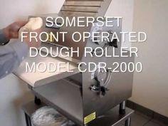 By ABM Food Equipment · Somerset Dough Sheeter