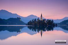 Фотография Bled II автор Norbert Maier на 500px
