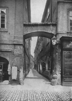 Gustav Meyrink, Old Pictures, Czech Republic, Old Town, Valencia, Black And White, World, Photography, Paintings