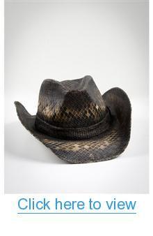 Black Cowboy Hat #Black #Cowboy #Hat