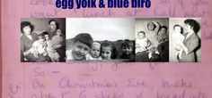 Egg Yolk & Blue Biro - the fabulous new poetry collection by Chris Baldwin - available now for your Kindle.