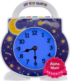 Best Kid Clocks: My Tot Clock