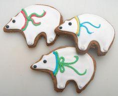 New: Polar Bear Cookie.