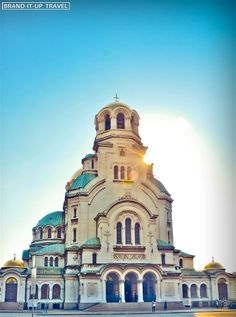 Ukraine, Places To See, Places Ive Been, South East Europe, European Holidays, Sofia Bulgaria, Thessaloniki, Place Of Worship, Kirchen