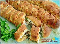 Sarımsaklı Baget Tarifi Sandviç – The Most Practical and Easy Recipes