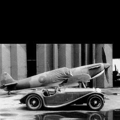 Spitfire and SS100