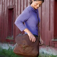 Lifetime Leather Messenger, I will have this bag for senior year!!