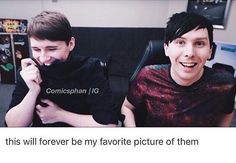 Phil's smile is so precious