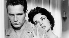 Paul Newman and Elizabeth Taylor, Cat on a Hot Tin Roof
