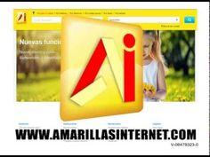 AmarillasInternet.com es un directorio en español de alcance global que te permite buscar informacion sobre empresas, productos y servicios a nivel mundial, nacional y regional.